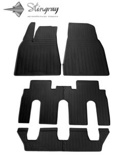 Tesla model X Rubber mats